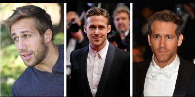 Igual a Ryan Reynolds o a su tocayo Gosling Foto:Reddit/Getty