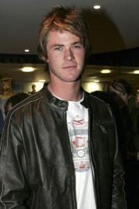 En sus inicios, el actor contaba con figura delgada. Foto:Getty Images
