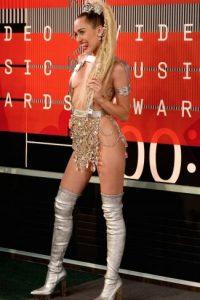 En agosto de este año volvió a los MTV VMA's como la anfitriona. Foto:Getty Images