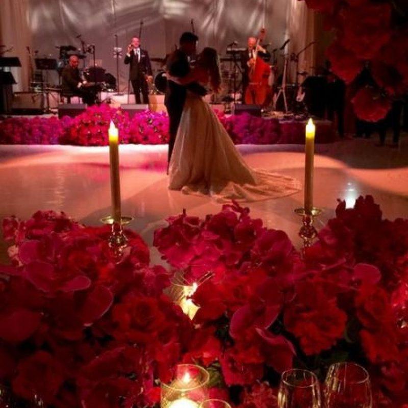 """Su primer baile fue """"The Way You Look Tonight"""" de Frank Sinatra. Foto:Instagram/sofiavergara"""