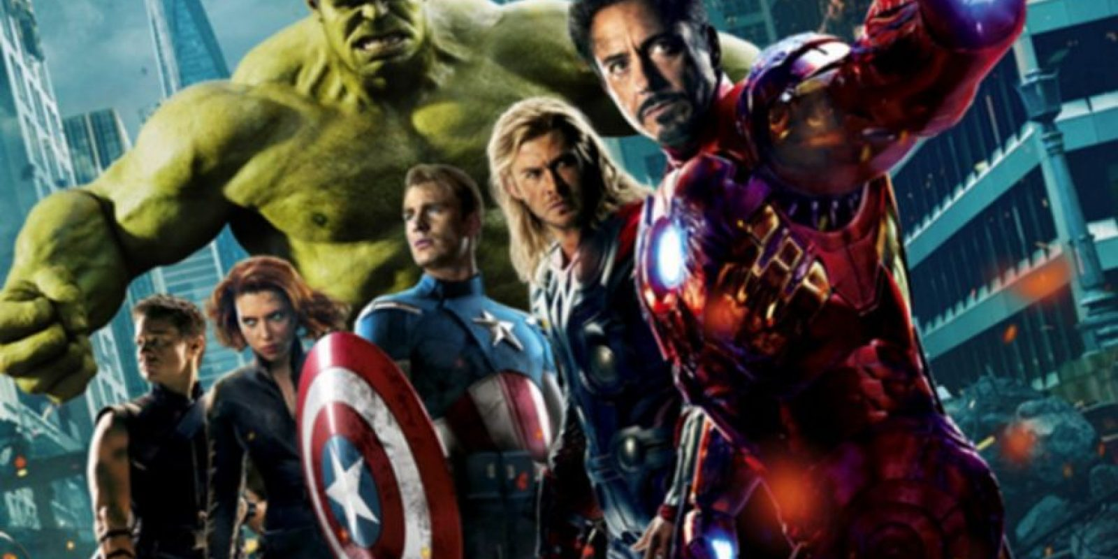 2- The Avengers. Foto: Marvel