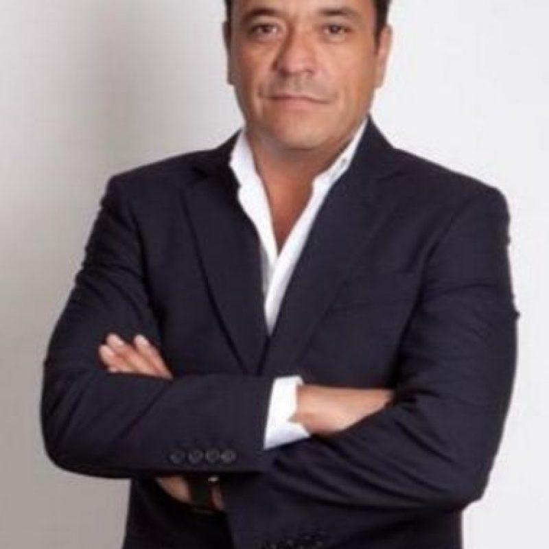 Claudio Palma – Relator chileno de fútbol. Foto:twitter.com/ClaudioPalma_