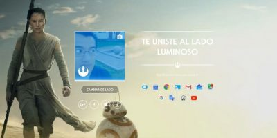 Avatar en el lado luminoso. Foto:Google