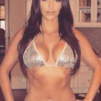 Antes Foto:vía instagram.com/kimkardashian