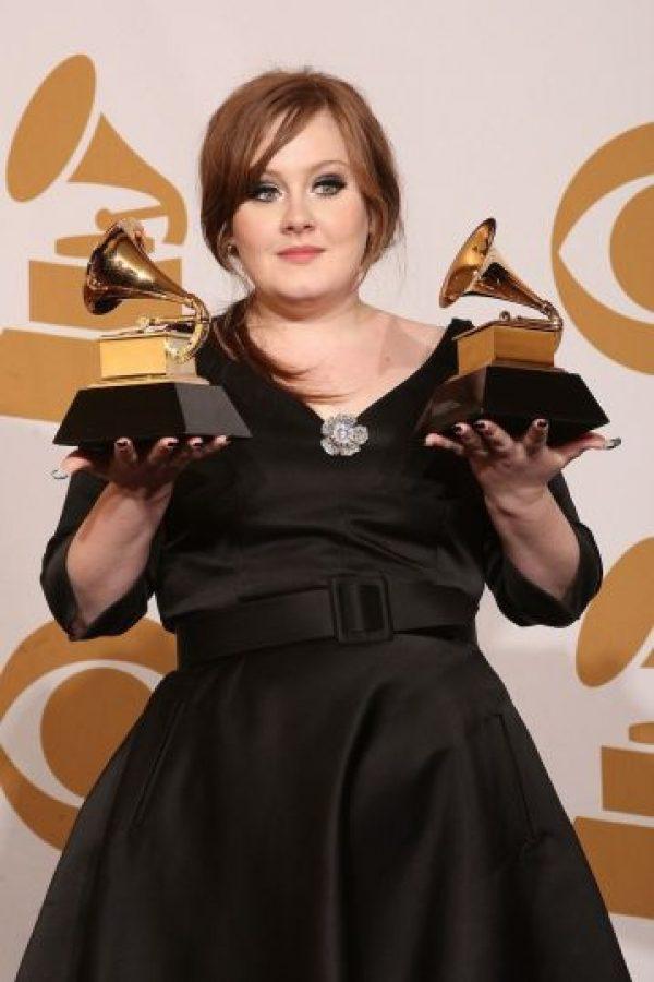 Pero el mismo mal que la hacía padecer del corazón, le valió dos premios Grammy en 2009. Foto:Getty Images