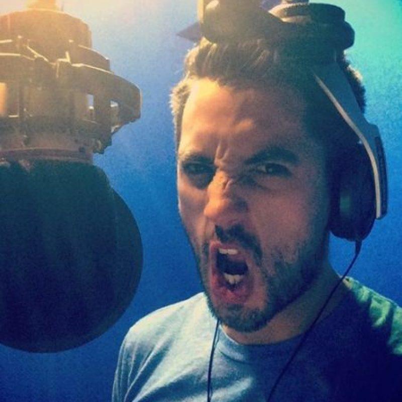 """Desde la temporada 1 hasta la 11, la voz de """"Ash"""" le pertenece a Ramos. Foto:vía instagram.com/gabo_yeah"""