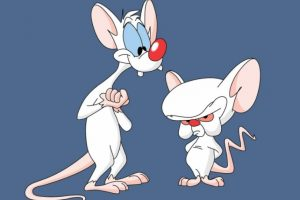 """Pinky y Cerebro"" Foto: Cartoon Network"