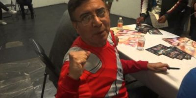 Jesús Barrero. Foto:doblaje.wikia.com