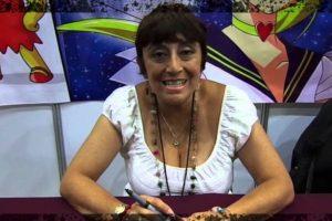 """La actriz mexicana Patricia Acevedo es dueña de la voz de """"Sailor Moon"""". Foto:vía facebook.com/patyacevedo29"""