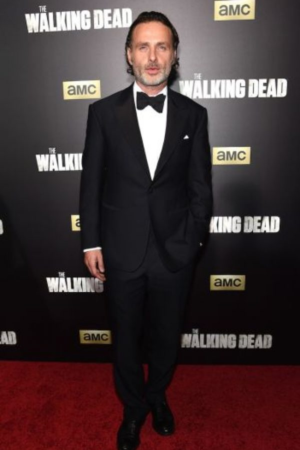 Andrew Lincoln en la actualidad. Foto: Getty Images