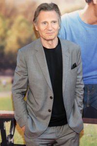 Así se ve Neeson a sus 63 años. Foto:Getty Images