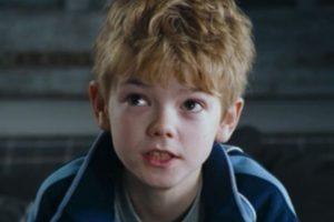 Thomas Sangster fue el más pequeño de este elenco. Foto:Universal Pictures