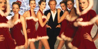 Bill Nighy interpretó a un seductor rockero Foto:Universal Pictures