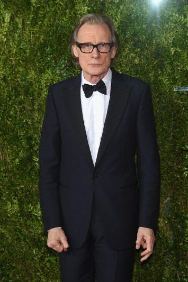 El actor ahora tiene 65 años y se ve así. Foto:Getty Images