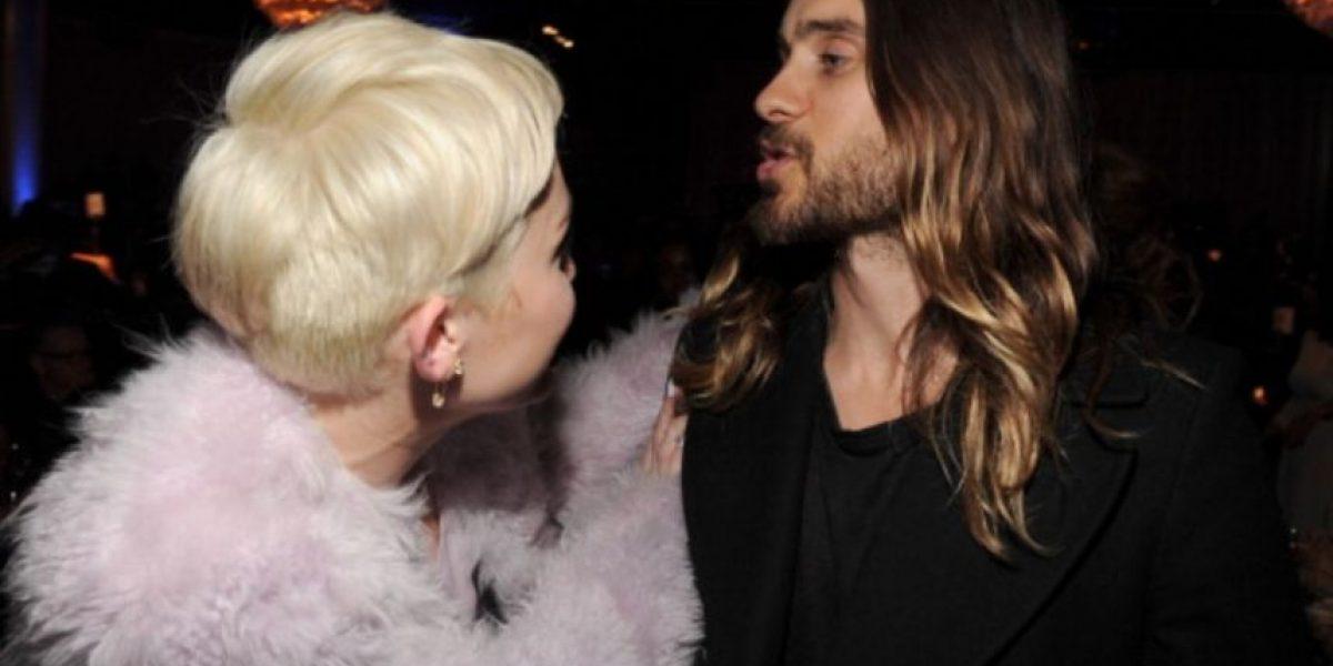 Aseguran que Miley Cyrus y Jared Leto son