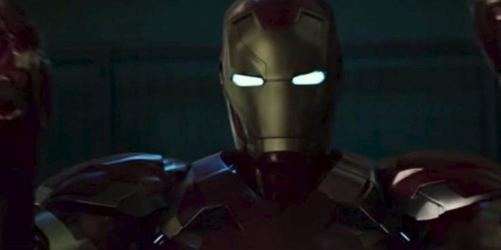 Pero esto no fue todo, minutos después de haber liberado el primer teaser de la cinta, Marvel difundió algunos pósters de la trilogía a través de las redes sociales. Foto:Marvel