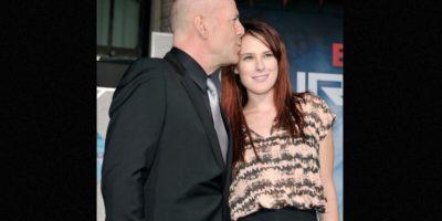 Rumer Willis es hija del actor Bruce Willis Foto:Getty Images