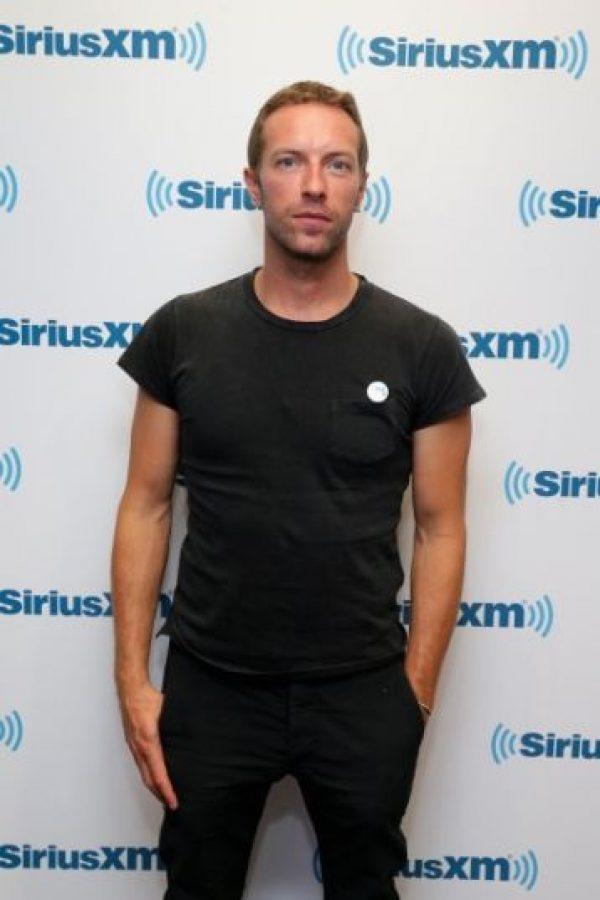 Chris Martin confesó haberse sentido atraído por Harry Styles. Foto:Getty Images