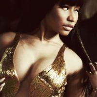 Y los atributos de Nicki Minaj fueron las víctimas. Foto:Getty Images