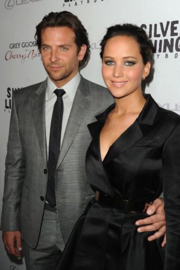 """El """"incidente"""" ocurrió durante su primer alfombra roja en el estreno de la cinta """"Silver Linings Playbook"""" Foto:Getty Images"""