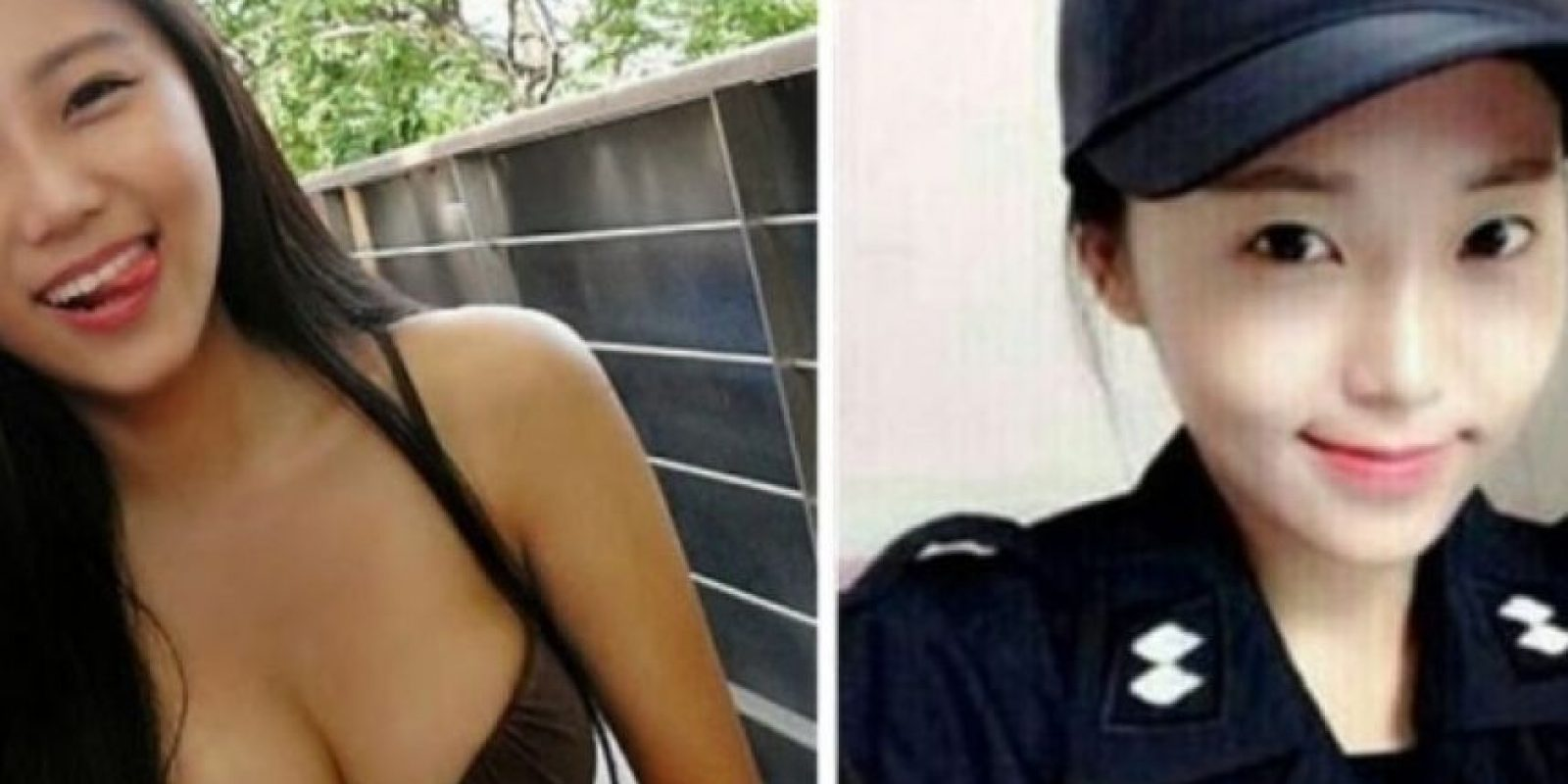 """Debido a una foto publicada en sus redes sociales portando su nuevo uniforme, Kim se hizo viral, pues su belleza dejó impactados a sus seguidores, quienes enseguida la llamaron """"La más bella mujer policía"""", compartió el sitio de noticias en Corea """"Dispatch"""". Foto:Twitter.com – Archivo"""