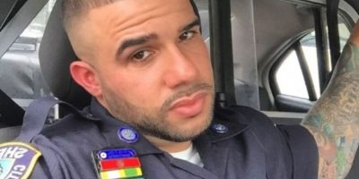 Un policía de Nueva York causó sensación en las redes sociales por las provocativas fotografías que publica. Foto:Vía instagram @keepnitone00