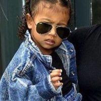Sin duda, North es un peculiar miembro de la familia Kardashian. Foto:vía instagram.com/kimkardashian