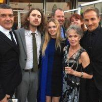 Pero un año después se reunieron… Foto:vía instagram.com/antoniobanderasoficial