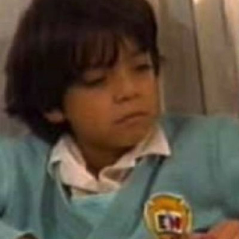 """Mauricio Armando tuvo el papel de """"Pablo Guerra"""". Foto:vía Televisa"""