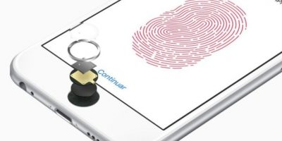 Touch ID. Foto:Apple