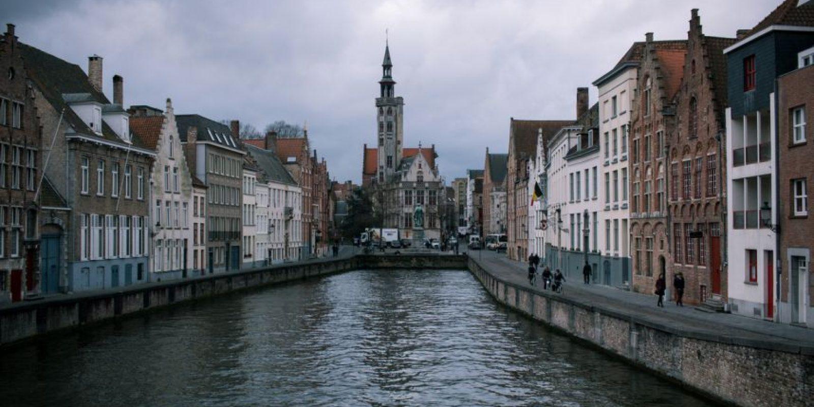 9. Bélgica. Aquí se tiene acceso a la misma cantidad de países sin visado. Foto:Vía Flickr