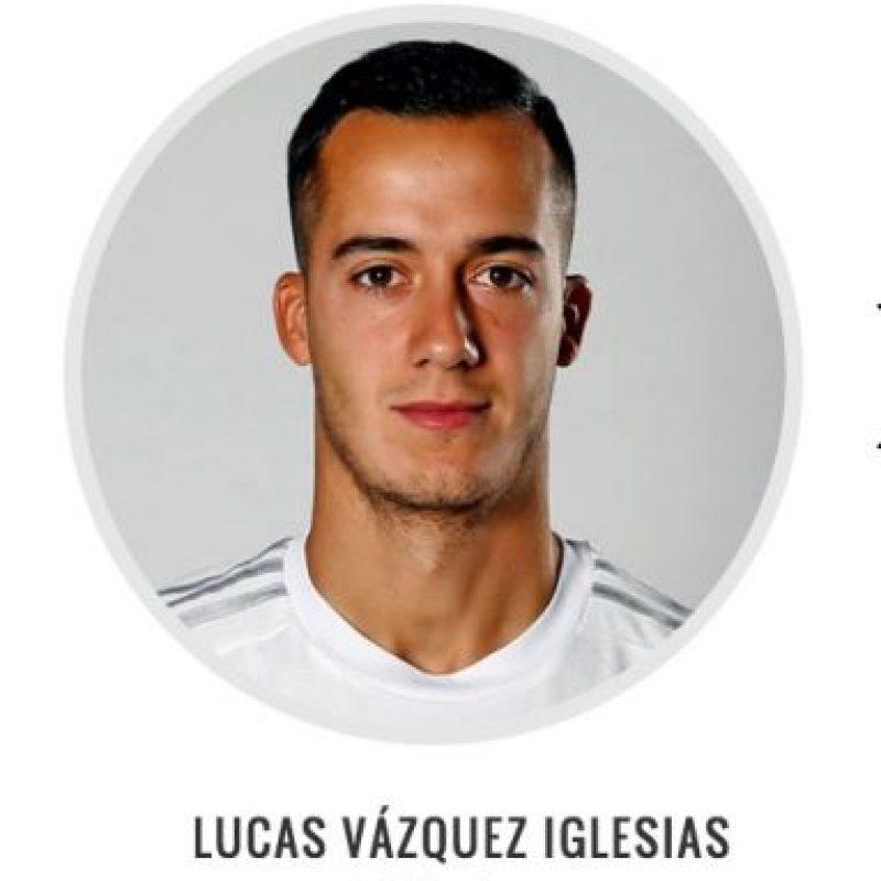 Lucas procede del Espanyol. Foto:vía realmadrid.com