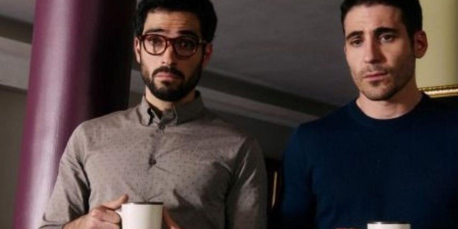 "Miguel Ángel Silvestre interpreta a ""Lito Rodríguez"" en la serie de Netflix ""Sense8"". Foto:Netflix"