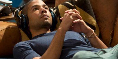 """Jussie Smolett interpreta a """"Jamal Lyon"""" en la serie de Fox, """"Empire"""". Foto:FOX"""