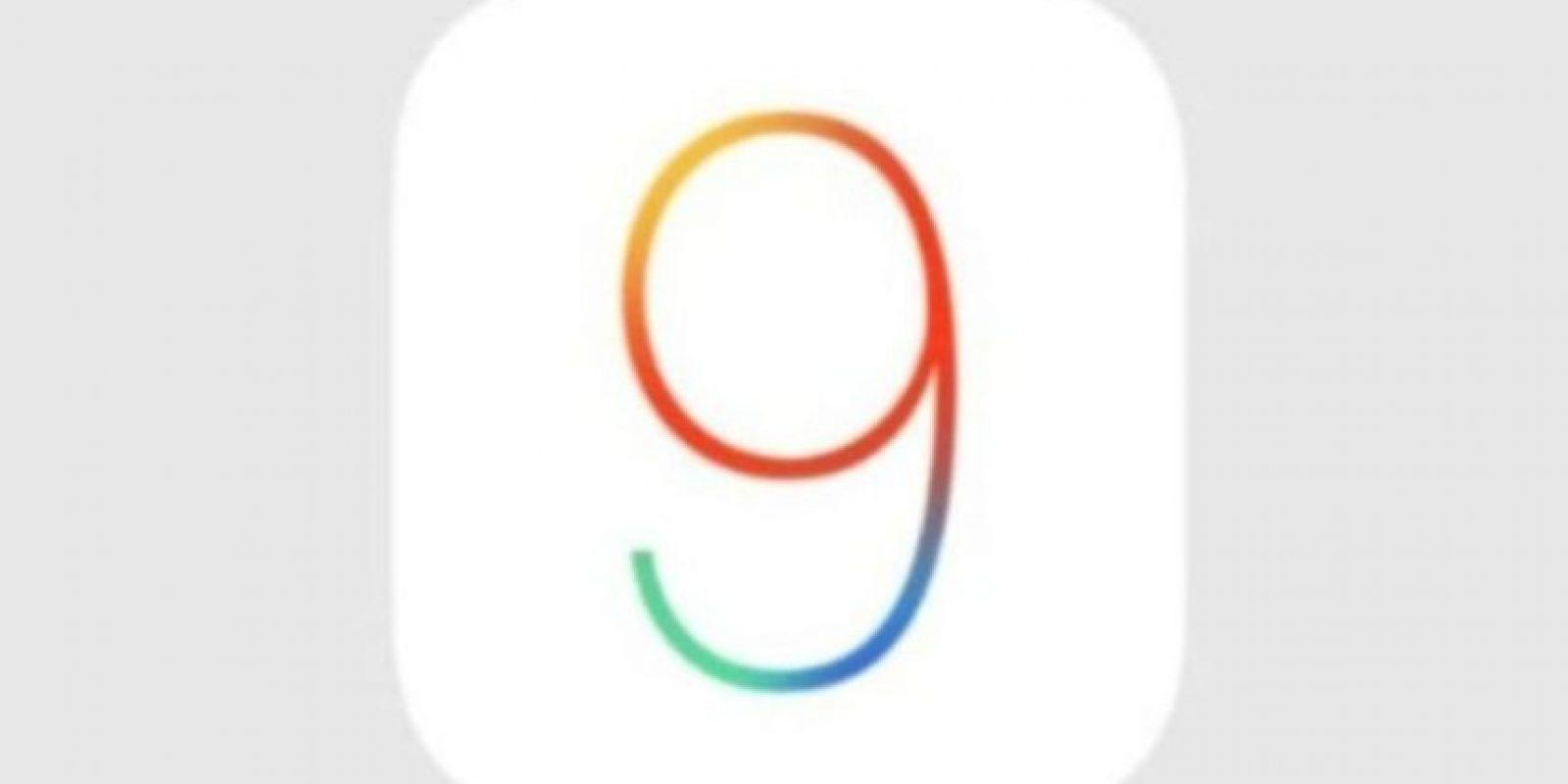 En seguida les mostramos algunas características de iOS 9. Foto:Apple