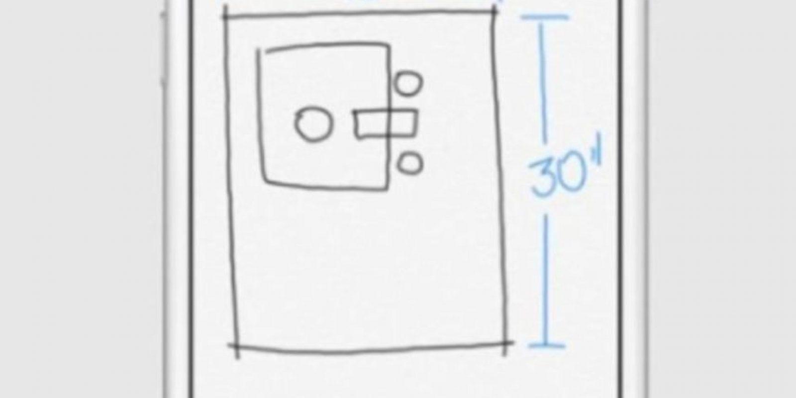 En Notes se puede escribir a mano alzada. Foto:Apple
