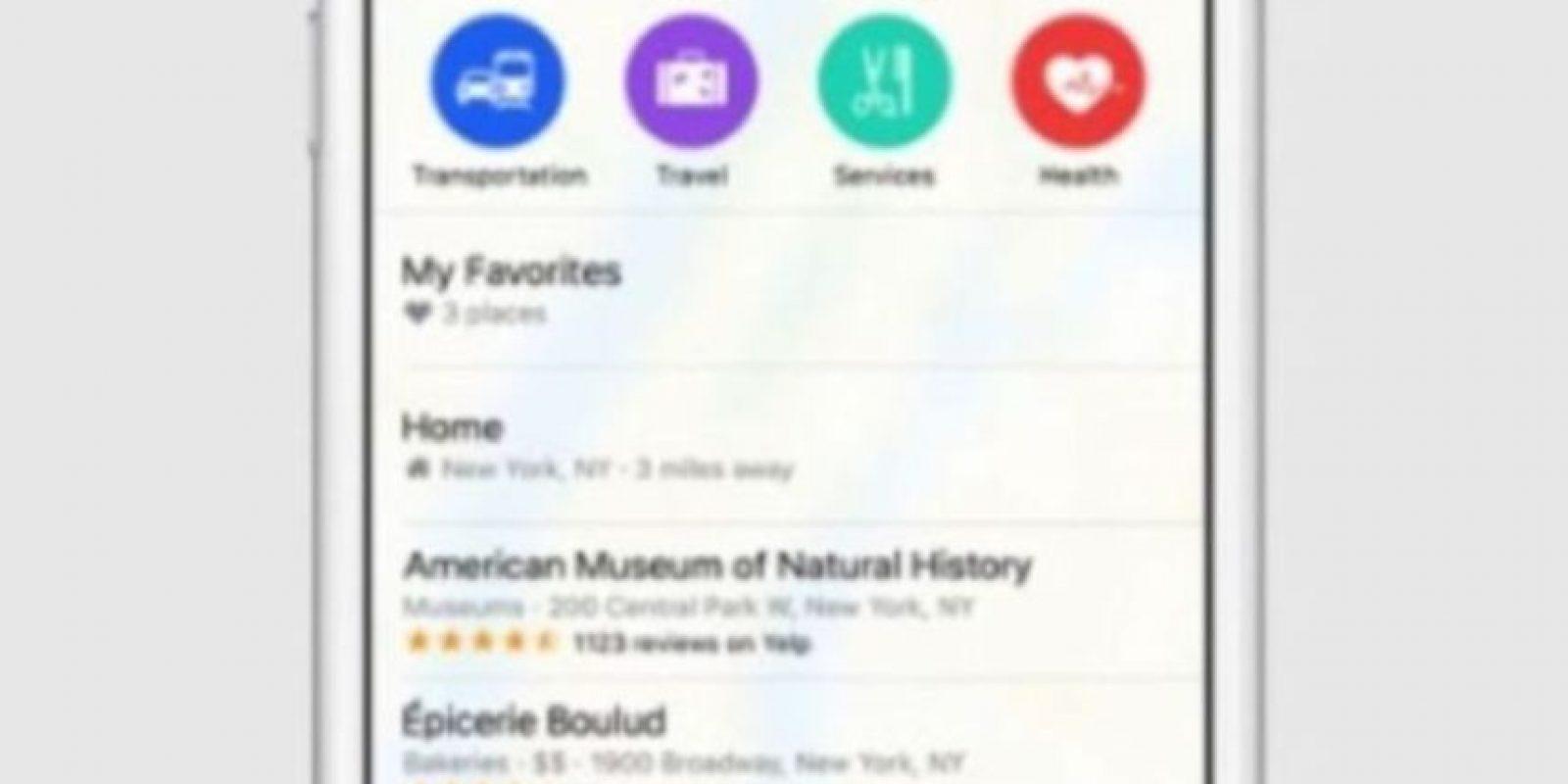 Health: una nueva app personal sobre temas de salud. Foto:Apple