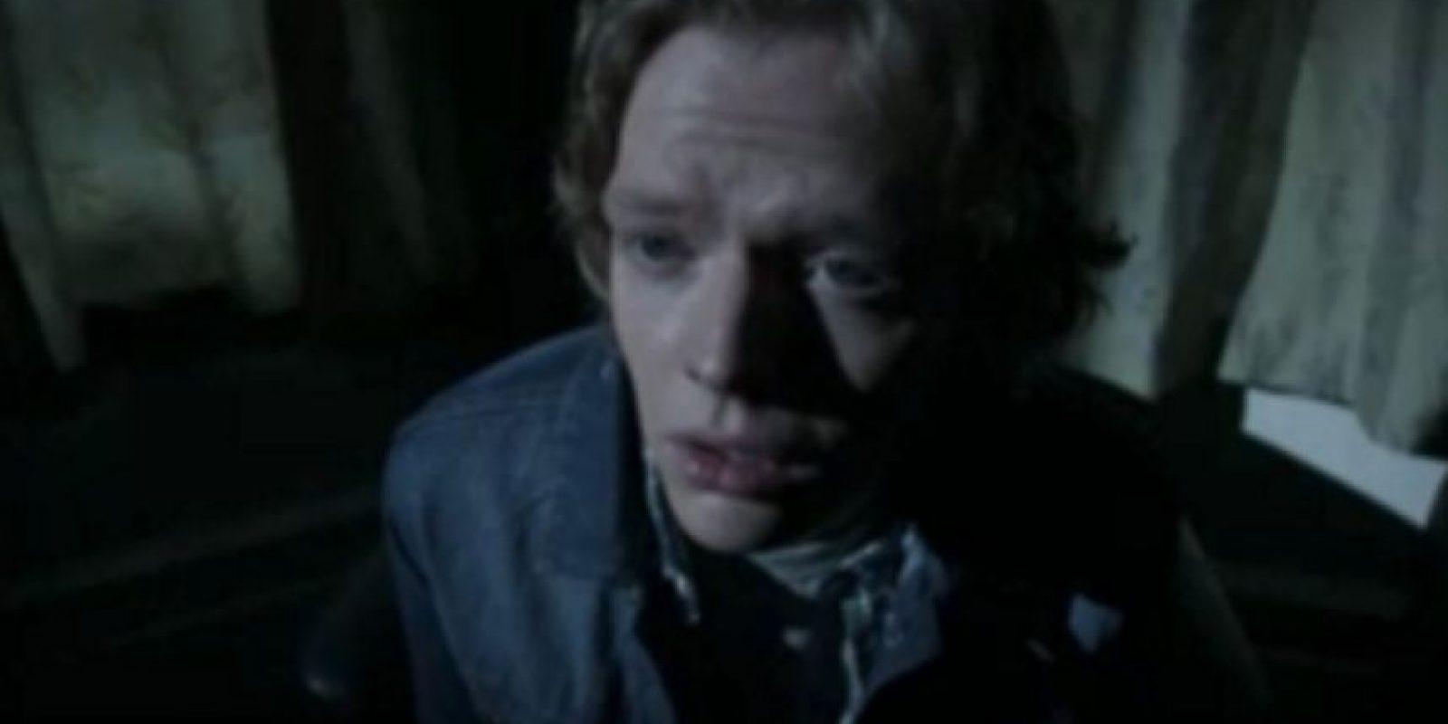 """Y en la serie """"Whitechapel"""", donde personifico a """"William Tierney Clark"""". Foto:Amazon.com"""