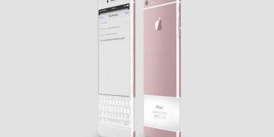 El logo de Apple aparecería solamente cuando saquen el teclado. Foto:vía Curved / YouTube