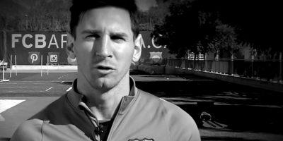Lionel Messi, futbolista argentino del Barcelona. Foto:vía PSG – Paris Saint-Germain / YouTube