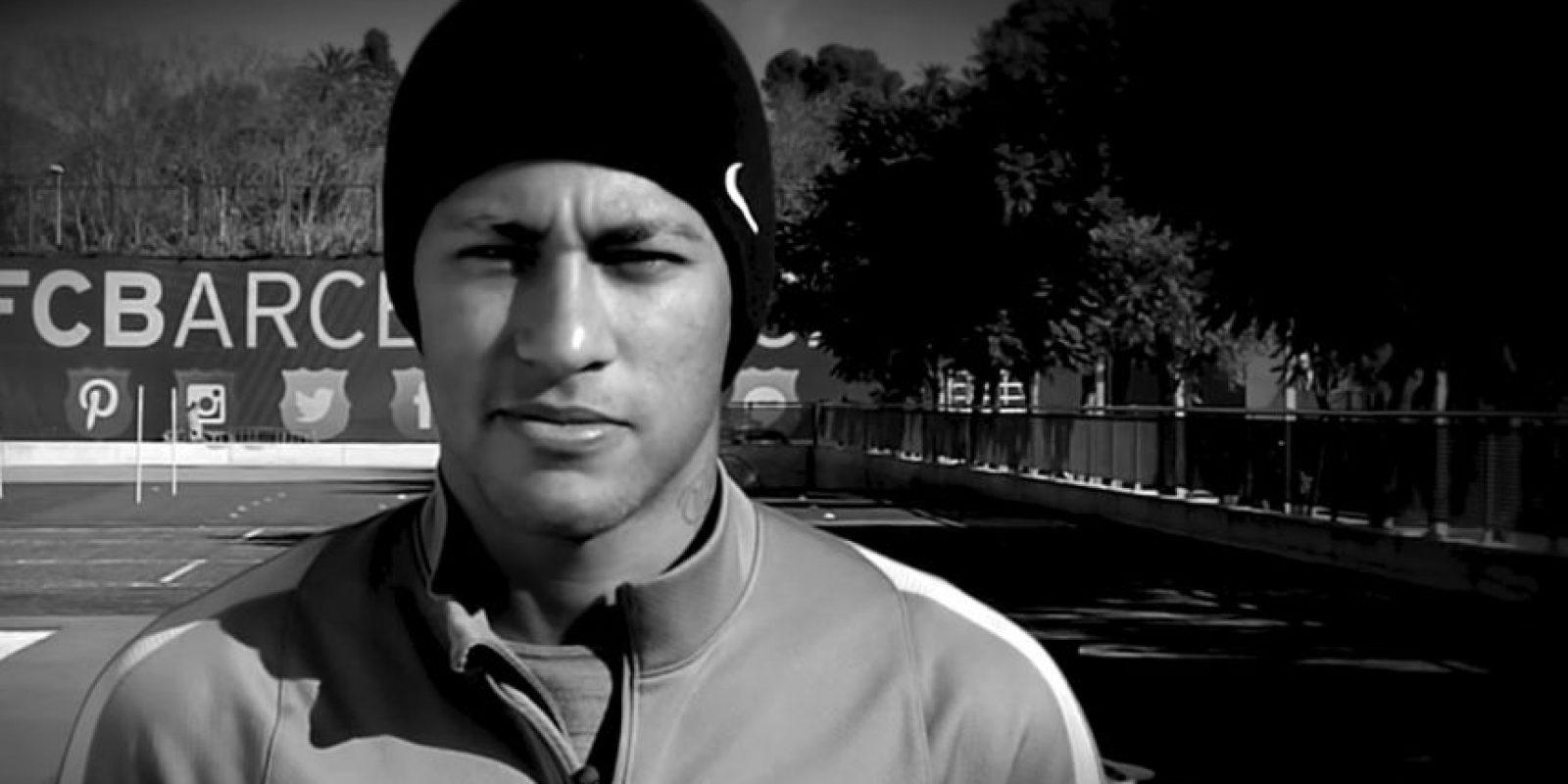 Neymar, futbolista brasileño del Barcelona. Foto:vía PSG – Paris Saint-Germain / YouTube