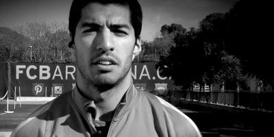 Luis Suárez, futbolista uruguayo del Barcelona. Foto:vía PSG – Paris Saint-Germain / YouTube