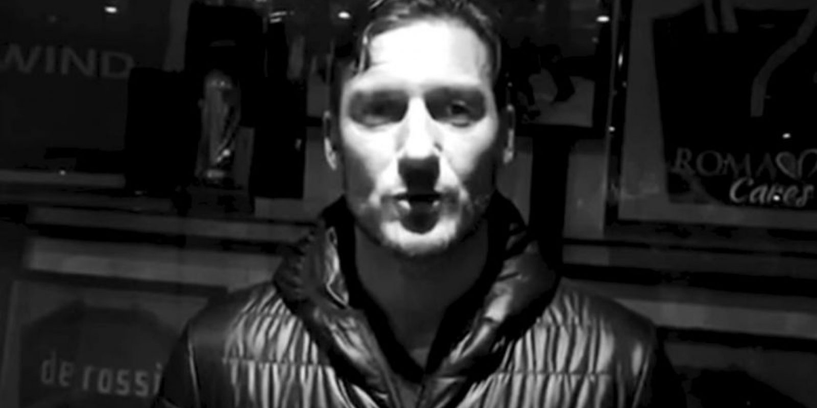 Francesco Totti, futbolista italiano de la Roma. Foto:vía PSG – Paris Saint-Germain / YouTube