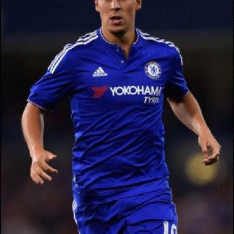 17. Eden Hazard (Chelsea/Bélgica). Foto:Getty Images