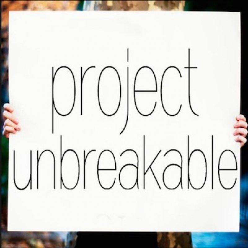 Foto:Project Unbreakable