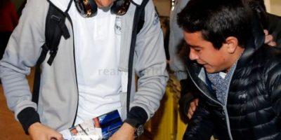 Video: El emotivo abrazo de Cristiano Ronaldo a este niño