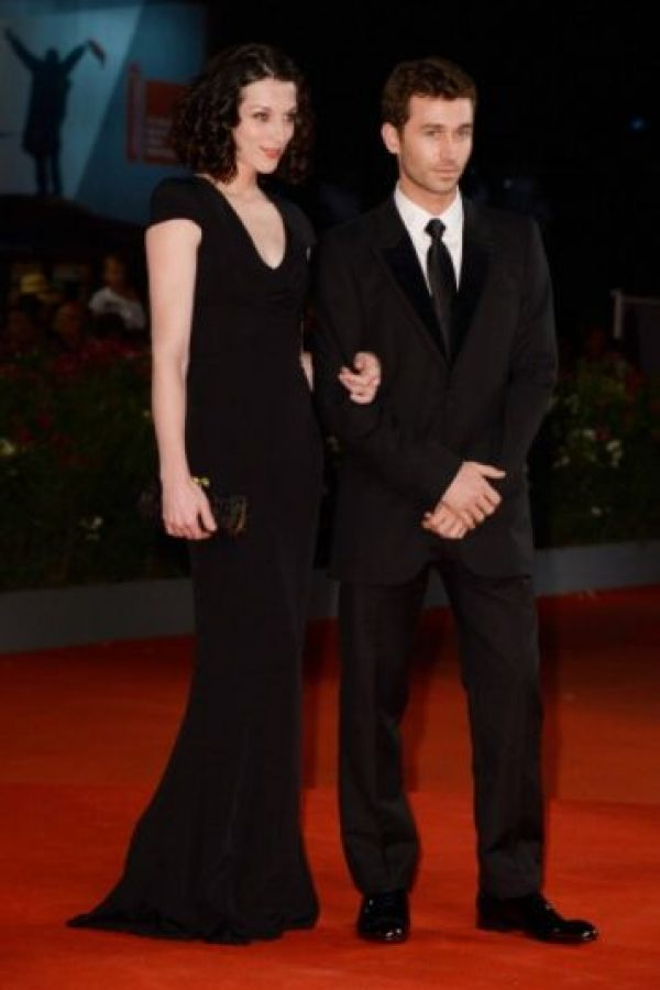 Stoya y James Deen cuando eran pareja. Foto:Getty Images