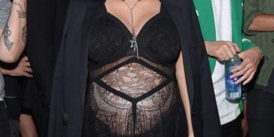 Fotos: Kim Kardashian dio a luz a su segundo hijo
