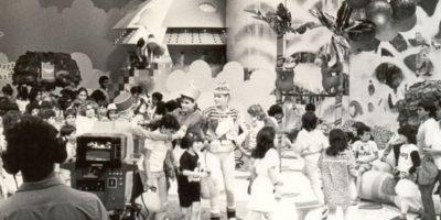 """A los 20 años Xuxa fue invitada por el director Maurício Shermann para presentar el """"Club de los Niños"""" Foto:xuxa.com.br"""