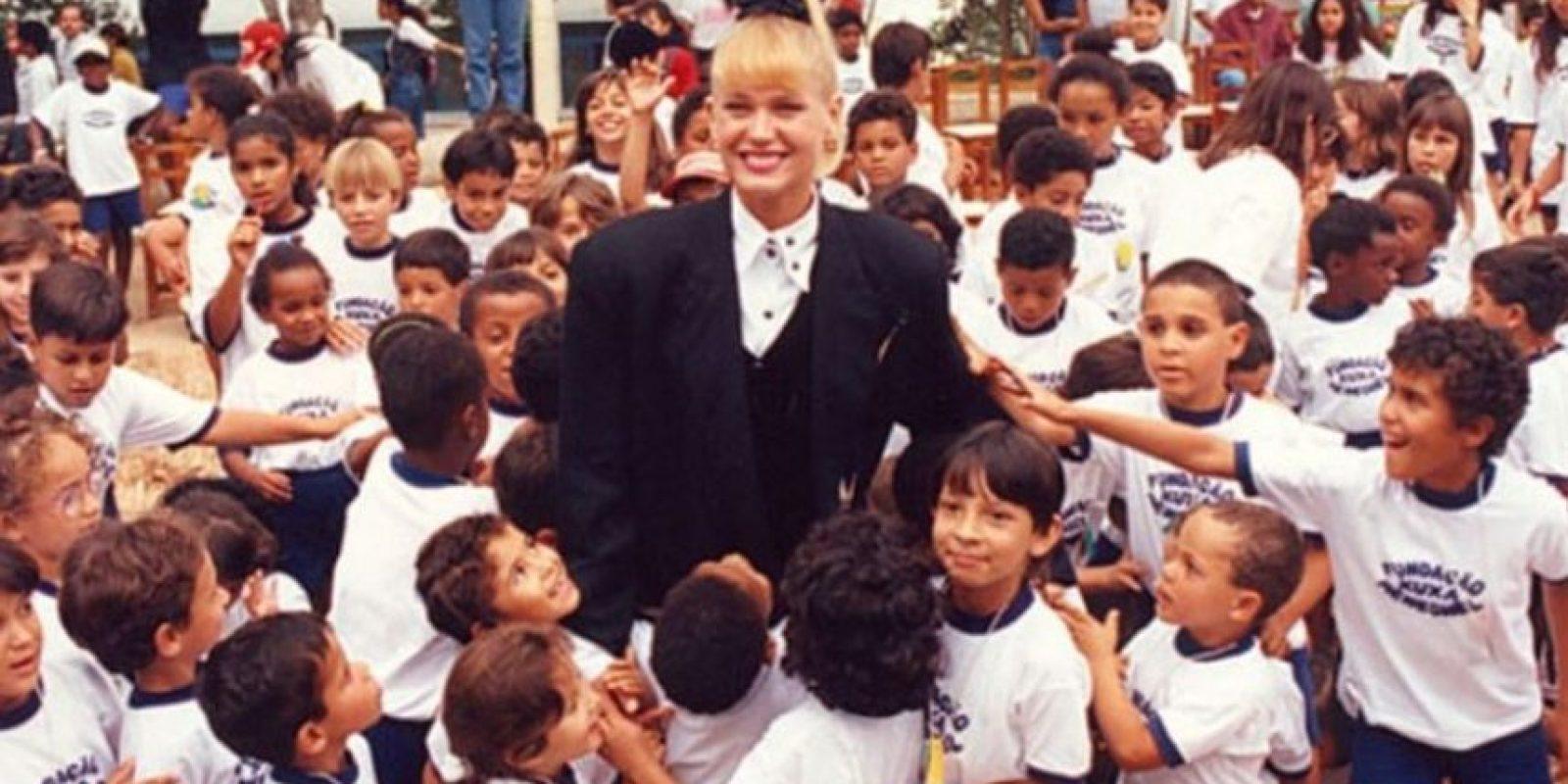 1989 Foto:xuxa.com.br